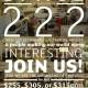222 Studios = Interesting