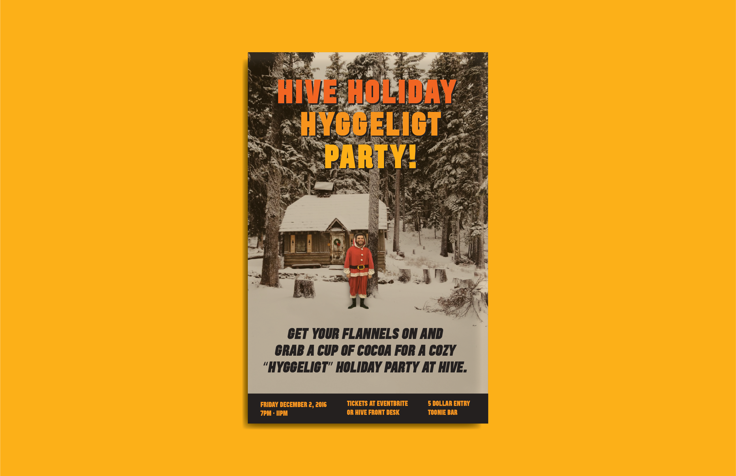 HiVE holiday party