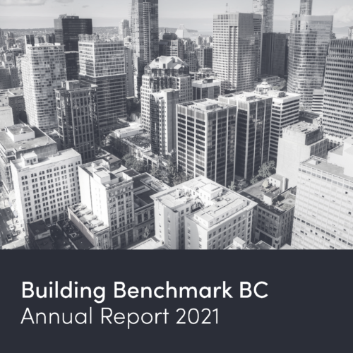 Building Benchmark BC Annual Report